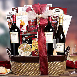 Houdini Napa Valley Trio Gift Basket