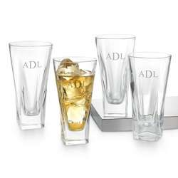 High Fusion Ball Glasses with Monogram