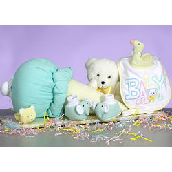 Sweet Cream Baby Gift Set