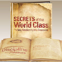Secrets of the World Class Inspirational Book