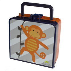 Monkey Mania Lunch Happens Bento Lunch Box