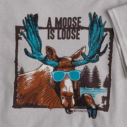 A Moose is Loose T-Shirt