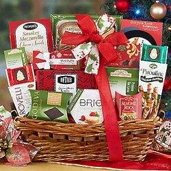 Holiday Impressions Gourmet Gift Basket