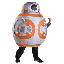 Boy's Inflatable Star Wars BB-8 Costume