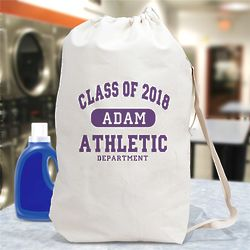Personalized Class of 2015 Laundry Bag