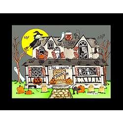 Personalized Halloween Cartoon