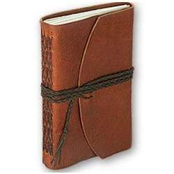 Tall Leather Journal