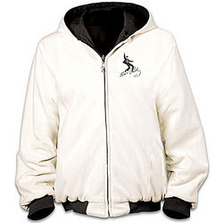 Elvis Presley Reversible Women's Jacket