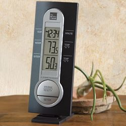 Wireless Thermometer with Sensor