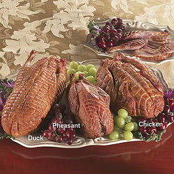 Smoked Duck, Pheasant & Chicken Duck - 2.5 - 3.5 Lbs