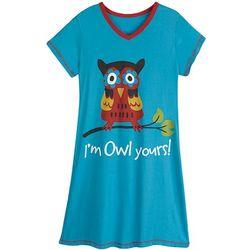 I'm Owl Yours Sleepshirt