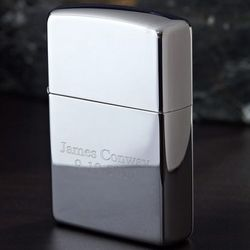 De Soto Personalized Zippo Lighter