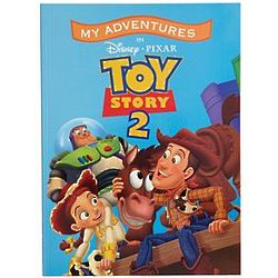 Personalized Toy Story 2 Large Story Book