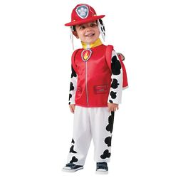 Boy's Paw Patrol Marshall Costume