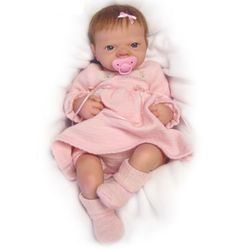 Linda Webb's Baby Emily Celebration Of Life Doll