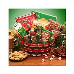 Yuletide Greetings Gift Basket