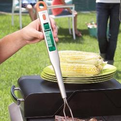 Always Perfect Chef's Fork Digital Meat Thermometer