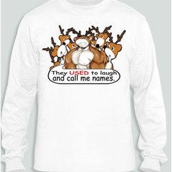 Rudolph Long-Sleeve T-Shirt