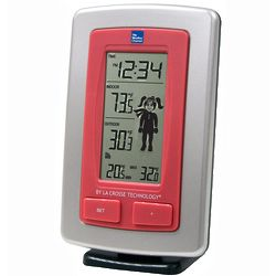 Kid's Wireless Temperature Station