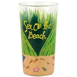 Sex on the Beach Cocktail Glass