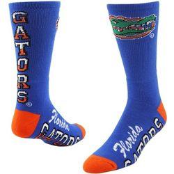 Florida Gators Flip Side Socks
