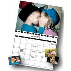 Personalized 12 Photo Calendar