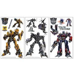 Transformers Wall Appliques