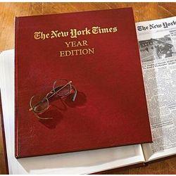 New York Times Keepsake Folio
