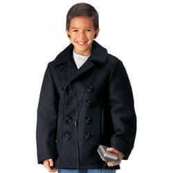 Children's US Navy Peacoat