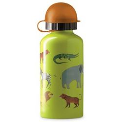 Jungle Animals Drinking Bottle