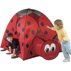 Indoor/Outdoor Ladybug Play Tent