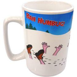 Bah Humbug Talking Coffee Mug