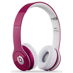 Beats Solo HD Pink Headphones