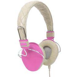 Pink Amplitones Stereo Headphones