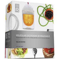 Deluxe Molecular Gastronomy Kit and Book