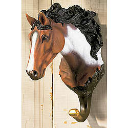 Paint Horse Hook