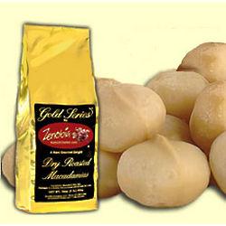 Dry Roasted Macadamias