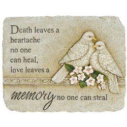 Memory Garden Memorial Accent Stone