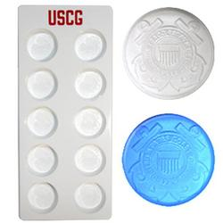 Coast Guard Ice™ Ice Cube Trays