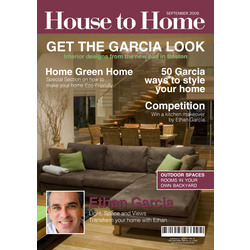Home Design Fake Magazine Cover