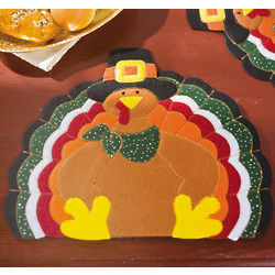 Turkey Pilgrim Place Mats