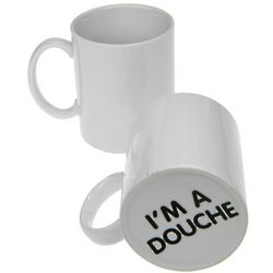 I'm a Douche Coffee Mug