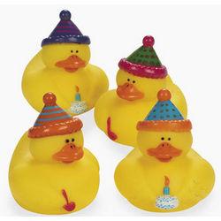 Happy Birthday Rubber Duckies