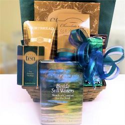 Still Waters Sympathy Gift Basket