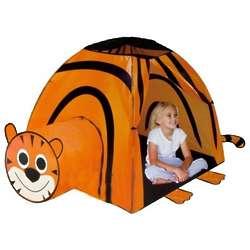 Indoor Outdoor Children's Giant Tiger Tent