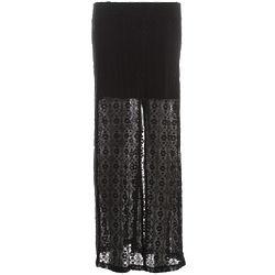 Night Sky Black Skirt