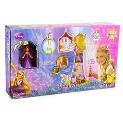 Disney Princess Rapunzel'S Magical Tower Playset