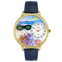 Flip-Flop Beach Miniatures Watch