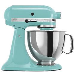 KitchenAid Aqua-Sky Artisan Stand Mixer