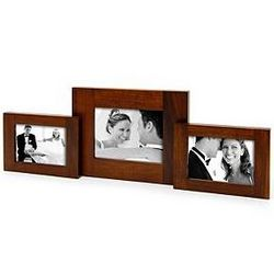 Personalized Wedding Swivel Frame Set